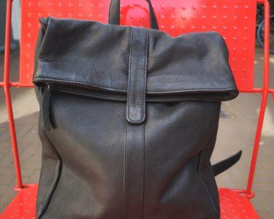 Sticks & Stones Courier Backpack Black