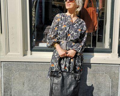Sticks & Stones Malibu Shopper Bag Black